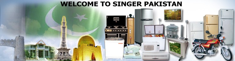 WELCOME TO SINGER Pakistan